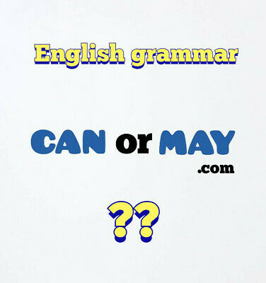canORmay.com *** Can or May? English grammar! Domain name for sale!