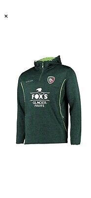 leicester tigers Performance hoodie Large 19/20