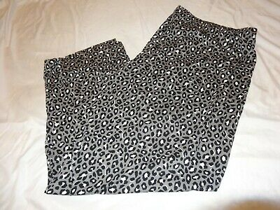 2X Secret Treasures Women's Sleep Lounge Pants Pajamas  Elastic Waist