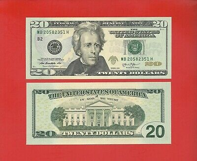 FRN 2013 $20 -- MB/H -- Uncirculated