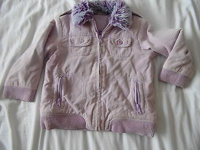 Girls Spring weight coat age 2-3 years