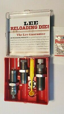 LEE 90501 Pacesetter 3-DIE SET 222 REMINGTON *Fast Priority Shipping*
