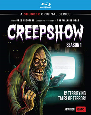 CREEPSHOW: SEASON 1-CREEPSHOW: SEASON 1 Blu-Ray NEW