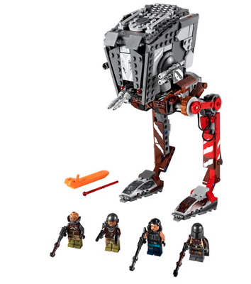 NEW LEGO Star Wars AT-ST Raider 75254 The Mandalorian Collectible Free Shipping!