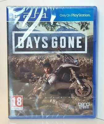Days Gone (PS4) Brand New & Sealed- Free Fast UK P&P