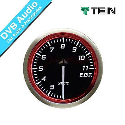 Defi 52Mm Racer Exhaust Temp Gauge N2 Red Df16403 Inc Free Delivery