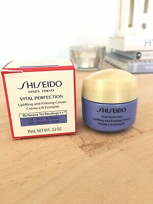 Shiseido Vital Perfection Uplifting and Firming Cream 15 ml