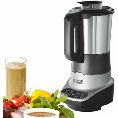 RUSSELL HOBBS 21480-56 Blender Chauffant 2en1 Programmable Soup and Blend 1,75L,
