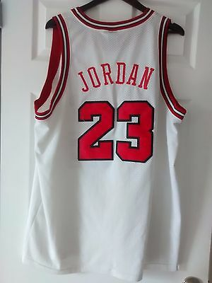 NBA-Nike- Retro1984 Michael Jordan #23 Chicago Bulls Jersey Mens XXL