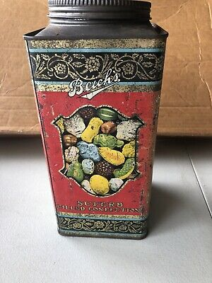 Beich's Candy Tin Can
