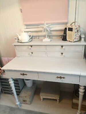 Antique 19th Century Painted French Desk