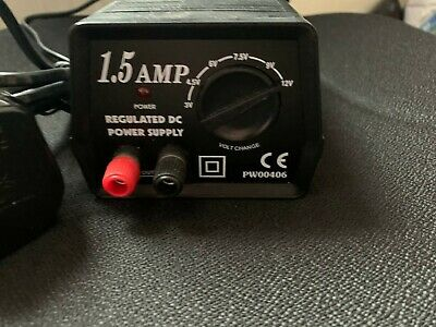 Regulated DC Variable Power Supply PW00406