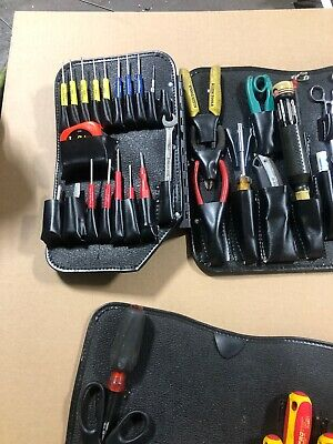 Field  Electrical Technician Tools And Travel Case
