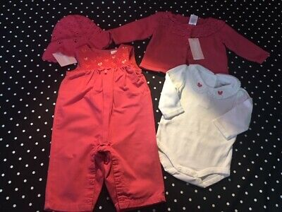 Gymboree Outlet Purrfect Prep Sunday Funday Football Bodysuit Hat 3-6 NWT