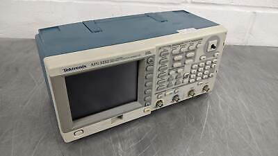Tektronix AFG3252 Dual Channel Arbitrary / Function Generator For Parts or Repai