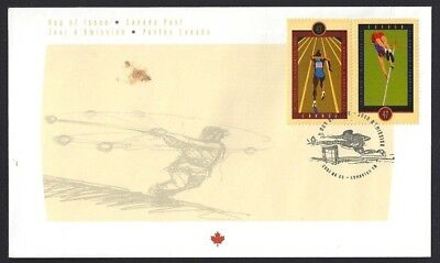 Canada   # 1908a      IAAF CHAMPIONSHIPS      Brand  New  2001 Unaddressed Issue