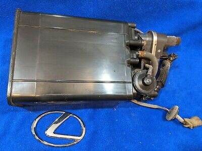 Lexus Ls460 Charcoal Fuel Gas Vapor Canister Tank And Pump 77740-50130 Oem
