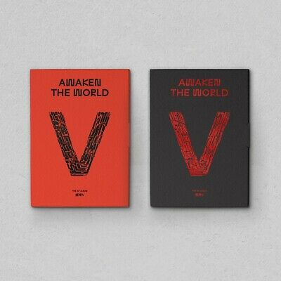 WAYV - Awaken The World CD+On Pack Poster+Photocard+Free Gift+Tracking no.