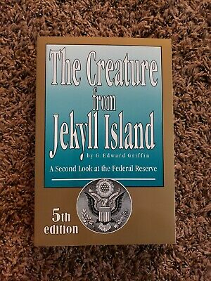 The Creature From Jekyll Island 5th Edition English Non Fiction Paperback Books