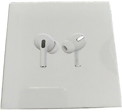 Apple AirPods Pro - White Wireless Charging Case  BRAND NEW / SEALED