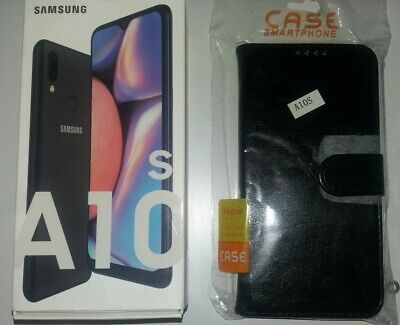 SAMSUNG GALAXY A10s Smartphone mobile 32GB dual camera finger scan  unlocked new