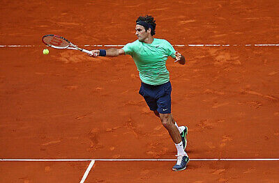 Nike Federer Rome 2013 Outfit (Polo/Shorts) Size M