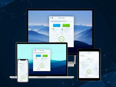 KeepSolid VPN Unlimited: Lifetime Subscription Key Code (special offer)