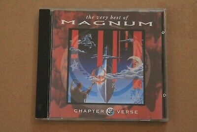 Magnum - Chapter & Verse (The Very Best Of Magnum) CD 1993 Polydor ‎– 519 301-2