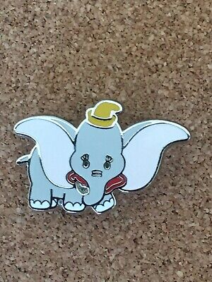 WDW Cutie Dumbo 2010 Part of a Pin Collection