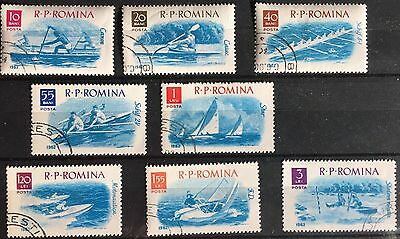 Romania Postage Stamps For Your World Collection!!!!