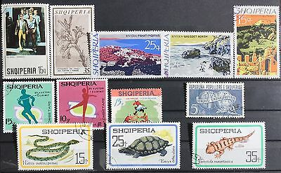 Excellent ALBANIA postage stamps for your world collection!!!!!