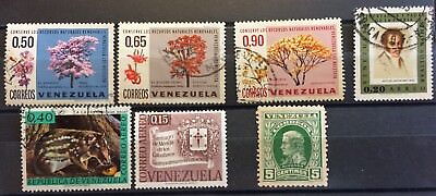 Excellent VENEZUELA postage stamps for your world collection!!!!