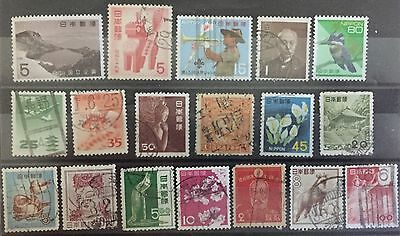 Excellent JAPAN postage stamps for your world collection!!!!!!!