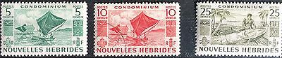 New Hebrides Postage Stamps For Your World Collection!!!
