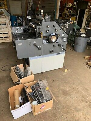 Abdick 9910 XCD press with T Head