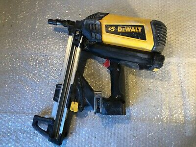 Dewalt Trak-it C5 Nail Gun
