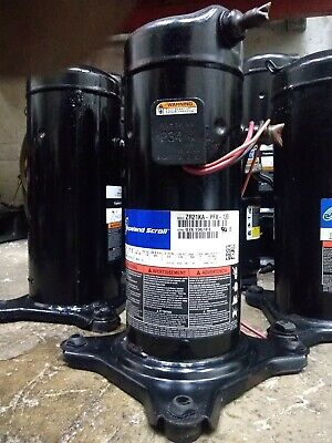 2 Ton, ZR21KA-PFV-130, R22, 220V, 1 Phase AC Compressor  Copeland  Scroll