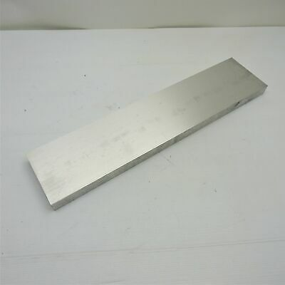 "1.25"" thick 1 1/4  Aluminum 6061 PLATE  5.875"" x 24"" Long  sku 180279"