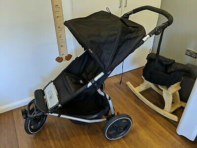 Mountain Buggy Urban Jungle All Terrain Pushchair