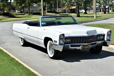 1967 Cadillac DeVille Convertible 429 cid Automatic Power Steering & Bra tunning 1967 Cadillac Deville Convertible 429HP Auto Power Steering & Brakes