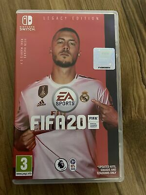 FIFA 20 Legacy Edition Nintendo Switch Fast UK Post