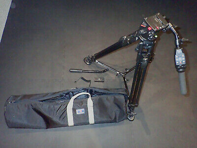 Manfrotto Tripod with Video Head and Camera Controller