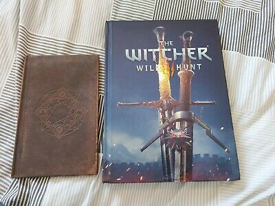 The Witcher 3: The Wild Hunt - Official Collectors Edition Strategy Guide