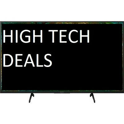 """Sony 75"""" X800H Series 4K X-Reality Pro HDR Bluetooth Android Smart TV with Googl"""