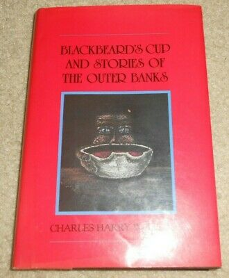 BLACKBEARD'S CUP & Stories of OUTER BANKS Pirates NC North Carolina History