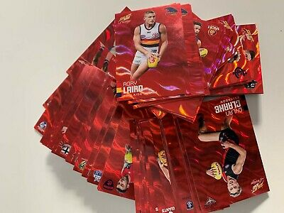 2020 Footy Stars Prestige Red Parallel (Choose Your Cards) I Do Combine Postage