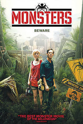 Monsters (DVD, 2012, Canadian)