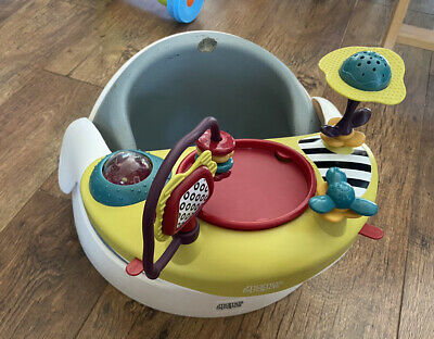 Mamas And Papas Snug Seat/Bumbo Chair with Activity Tray