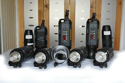 Bowens Flash Units