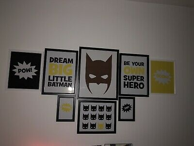 Batman Photos with Frames